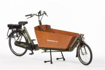 Bakfiets leasen - Fietslease Holland